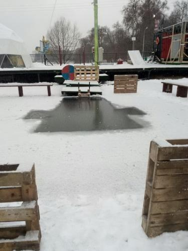 В Обнинске определены места для крещенских купаний