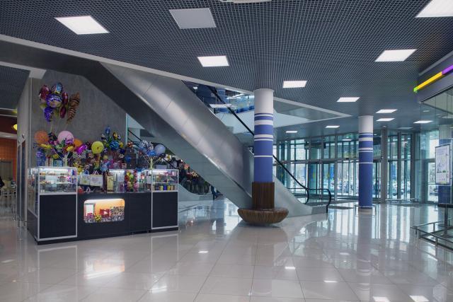 торговый центр Атлас