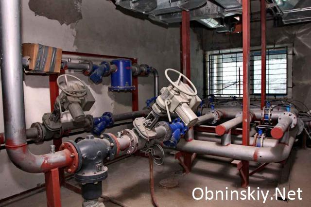 С 15 мая в Обнинске начнутся испытания систем тепловых сетей (опрессовка)