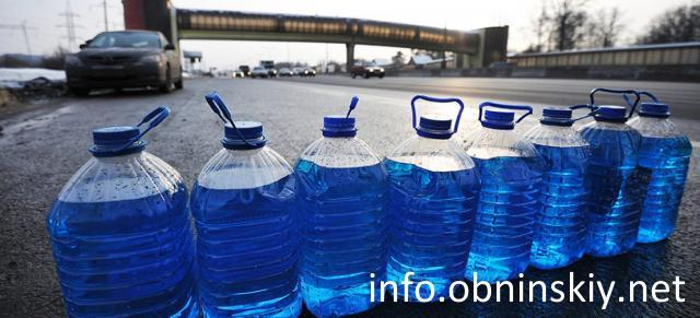 Полицейские изъяли из оборота более 6000 литров незамерзающей жидкости с признаками контрафактности