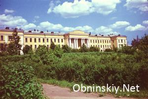 ОФ МИФИ (сейчас здание Политехникума) 1971г.