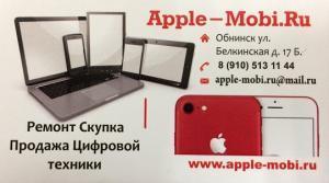 Apple-Mobi, сервисный центр и интернет-магазин