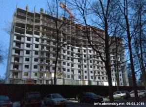 """Жилой комплекс """"Наши люди"""" 09.03.2019"""