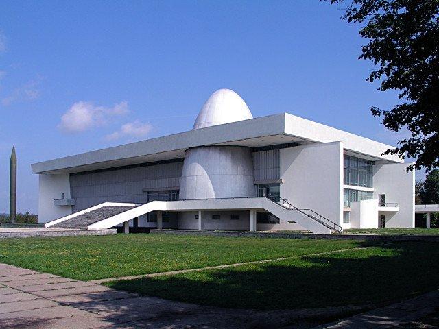 музей истории космонавтики имени Циолковского в Калуге