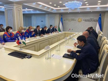 ФМБА России привликает трудовые ресурсы из Республики Узбекистан