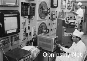 АЭС ретро фото Обнинск СССР