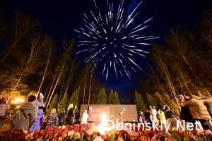 Салют в честь Дня Победы!