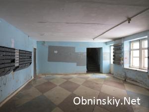 Курчатова 45, потолок не в лучшем состоянии, как и всё остальное
