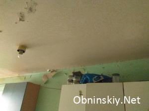 Стены в общей кухне