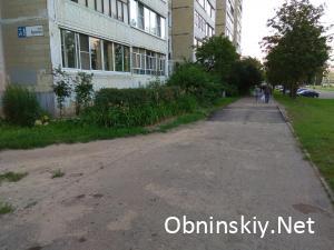 Отремонтированный участок дороги 19.07.2020