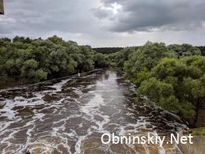 река Протва июль 2020