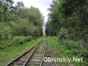 Развилка на железной дороге