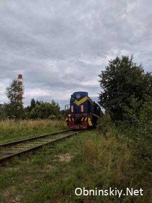"""""""Кукушка"""". По железной дороге нужно ходить аккуратно, поезда тут ходят"""