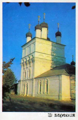 Церковь Бориса и Глеба Боровск