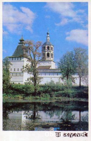 Пафнутьев-Боровский монастырь.
