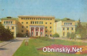 Главный корпус физико-энергетического института