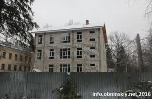 Строительство нового офисного здания на улице Пирогова, 11.2016