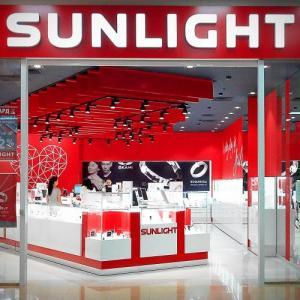 Sunlight, ювелирный магазин