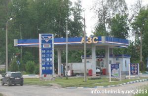 АЗС, АЗГС на ул. Кабицынская