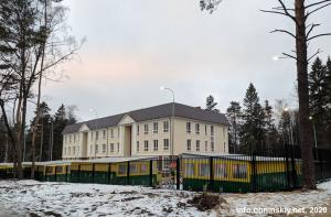 Строительство детского сада на Пирогова 12