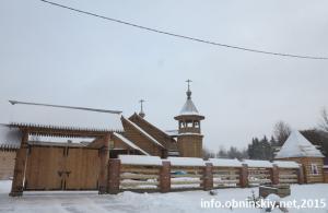 Храм в честь святого великомученика и целителя Пантелеймона
