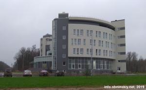 Строительство Обнинского бизнес-инкубатора