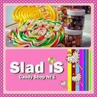 Slad iS, интернет-магазин карамельных конфет ручной работы