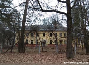 Заброшенное здание на Пирогова 14