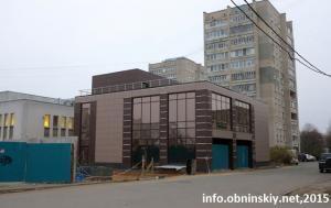 Реконструкция магазина Подкова
