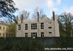 Строительство нового офисного здания на улице Пирогова