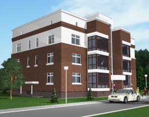 Жилой комплекс Новый город, 3-этажные кирпичные дома