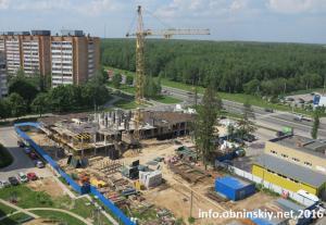 Северная звезда Обнинск, май 2016