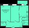 Строящийся дом Обнинск ул. Комсомольская, дом 7 планировка квартир