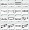 Оградки, Стальспецпроект, производство и монтаж металлоконструкций